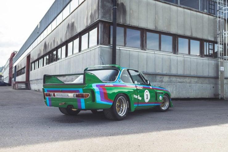 1974 BMW 3.0 CSL 1