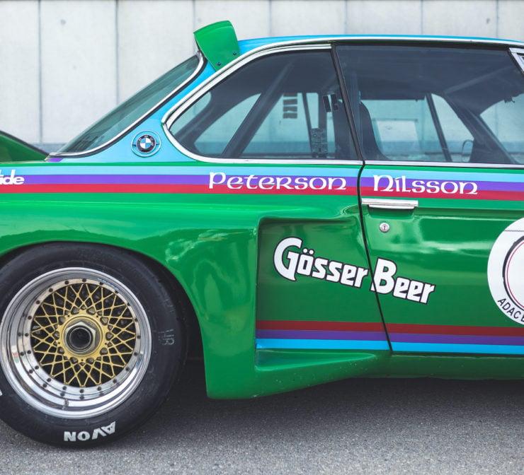 1974 BMW 3.0 CSL 7