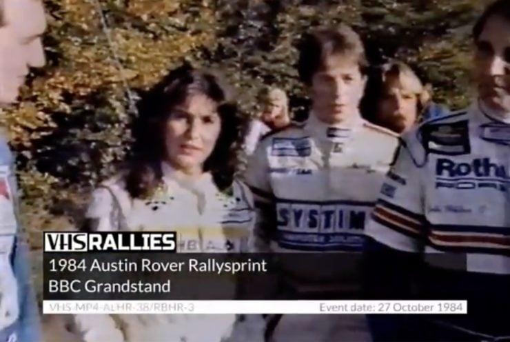 1984 Austin Rover Rallysprint