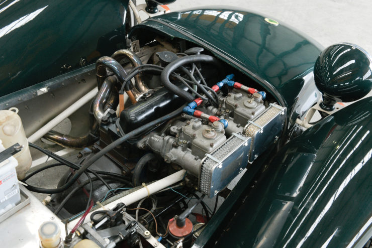 Lotus Seven Series Two engine