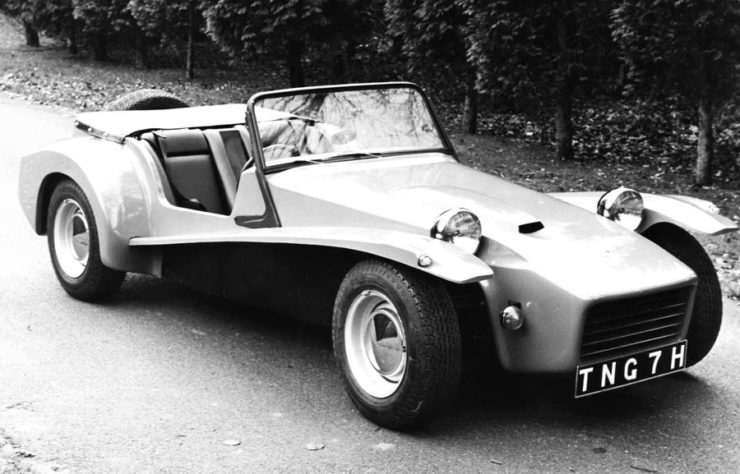 Lotus Seven Series Four