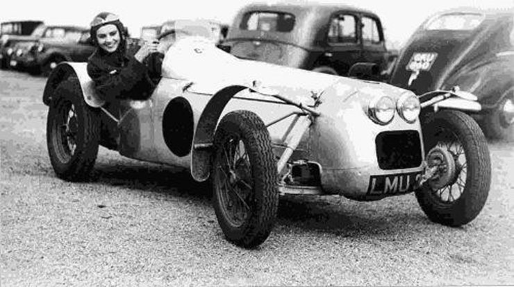 Lotus Mk3 Hazel Chapman