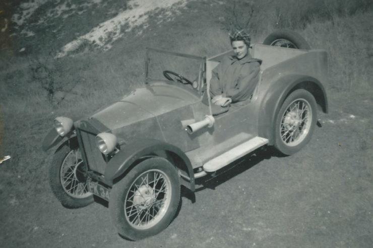 Lotus Mk1 Hazel Chapman