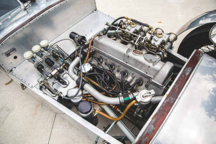 Lotus Seven Series One Coventry Climax engine