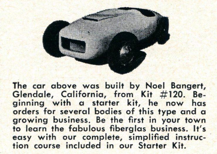 Bangert Kit Car