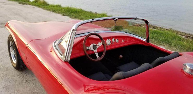Bangert Manta Ray Car 7