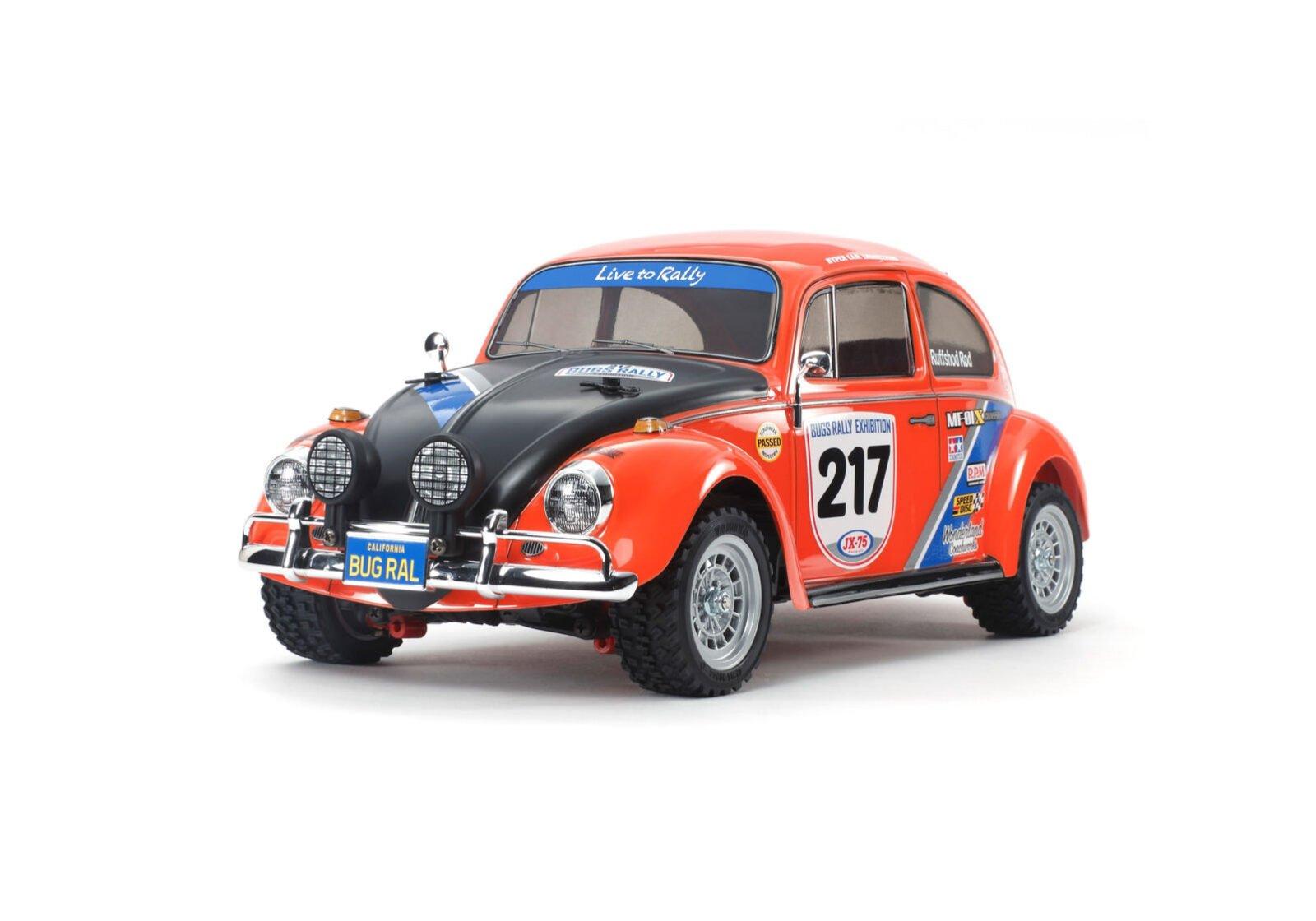 Tamiya R/C Volkswagen Beetle Rally
