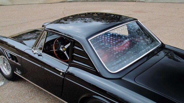 David Letterman Ferrari 275 GTS Roof