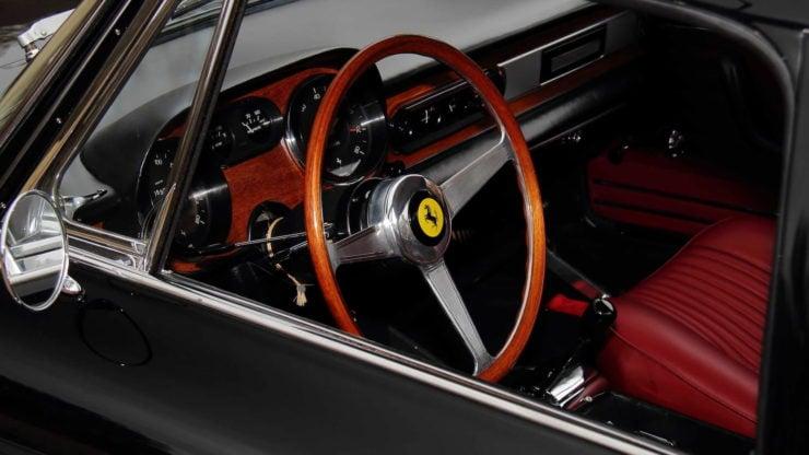 David Letterman Ferrari 275 GTS Steering Wheel
