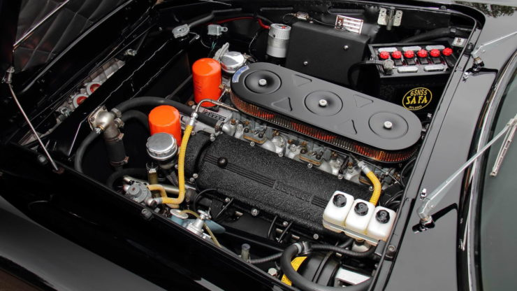 David Letterman Ferrari 275 GTS V12