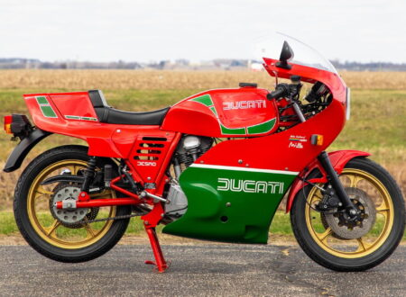 Ducati Mike Hailwood Replica - MHR Mille Side