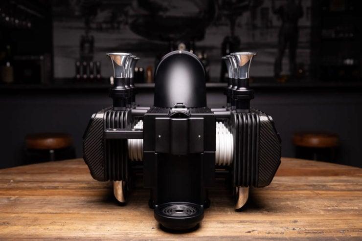 Espresso Veloce RS Black Edition 2