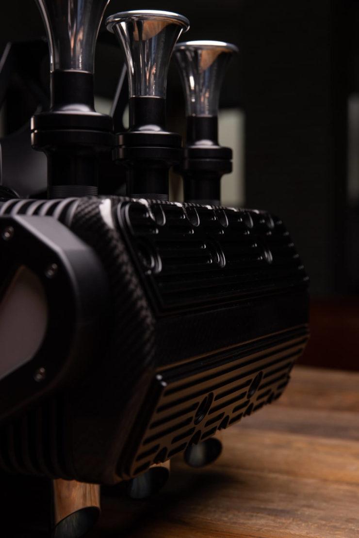 Espresso Veloce RS Black Edition 5