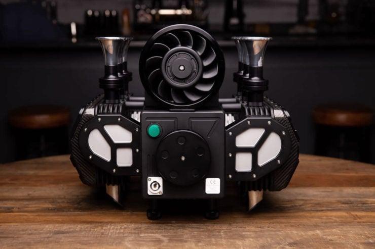 Espresso Veloce RS Black Edition 6