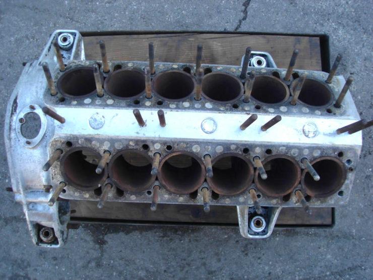 Ferrari 275 GTB V12 Engine 3