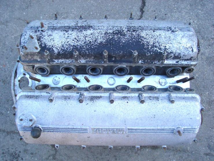 Ferrari 275 GTB V12 Engine