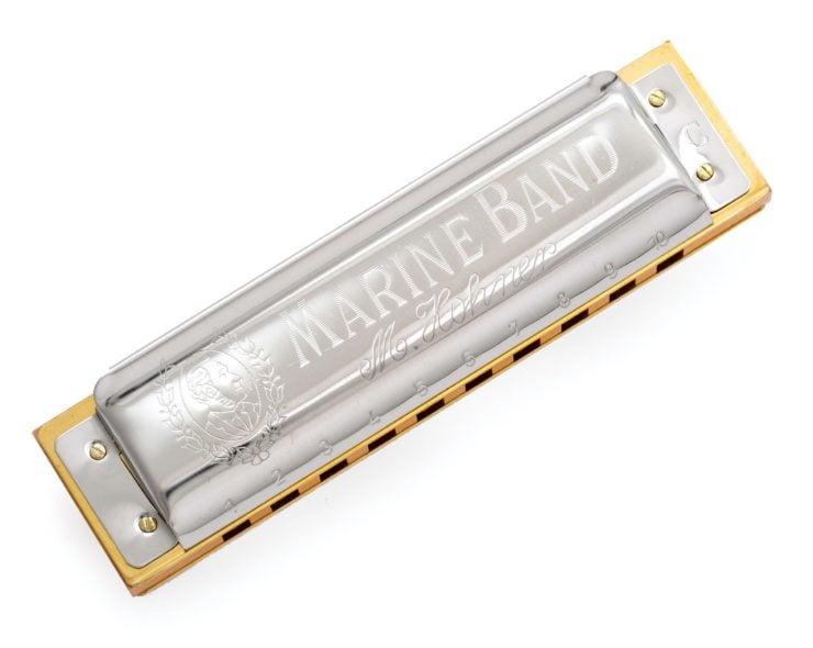 Hohner Marine Band Harmonica 5