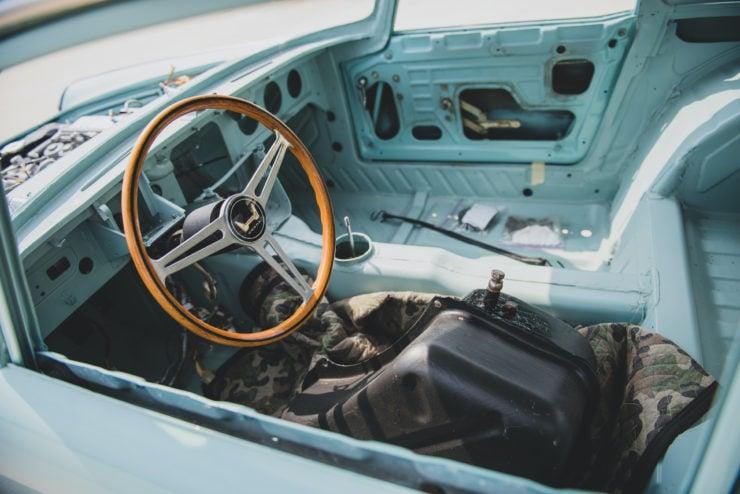 Honda S600 Interior