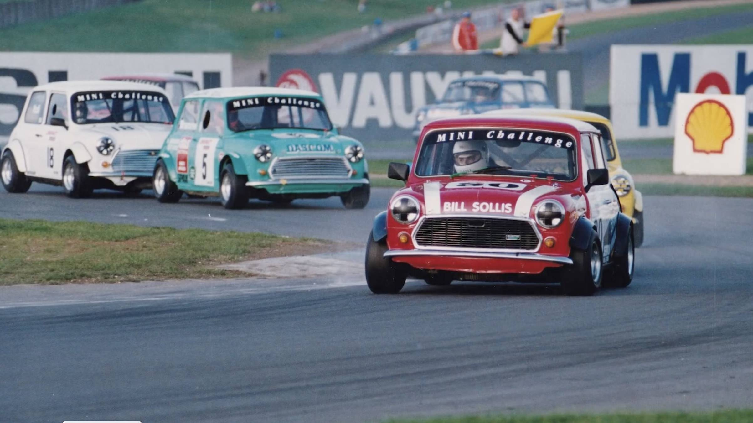How To Race A Mini Bill Solis 3
