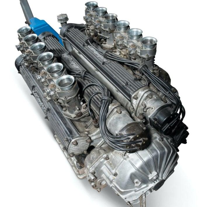 Lamborghini Miura P400 Engine 2