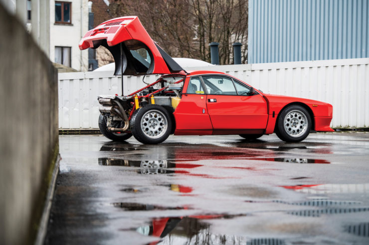 Lancia 037 Stradale Back