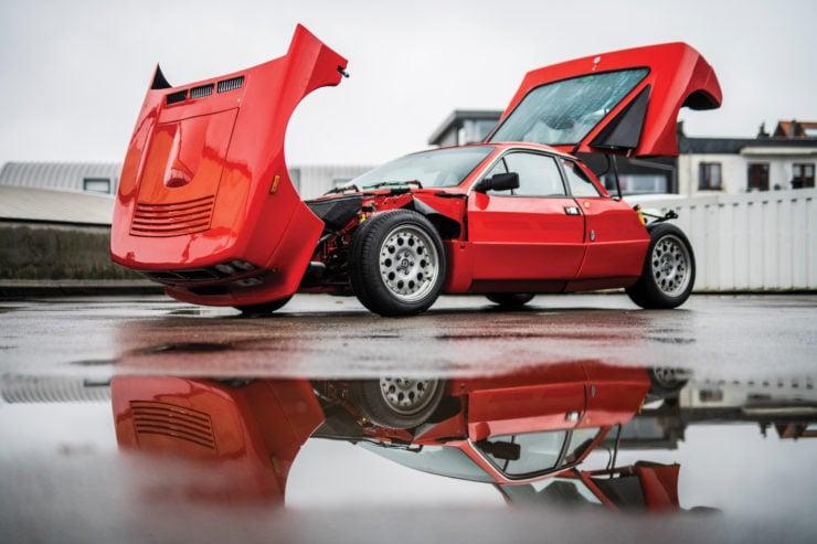 Lancia 037 Stradale Bodywork
