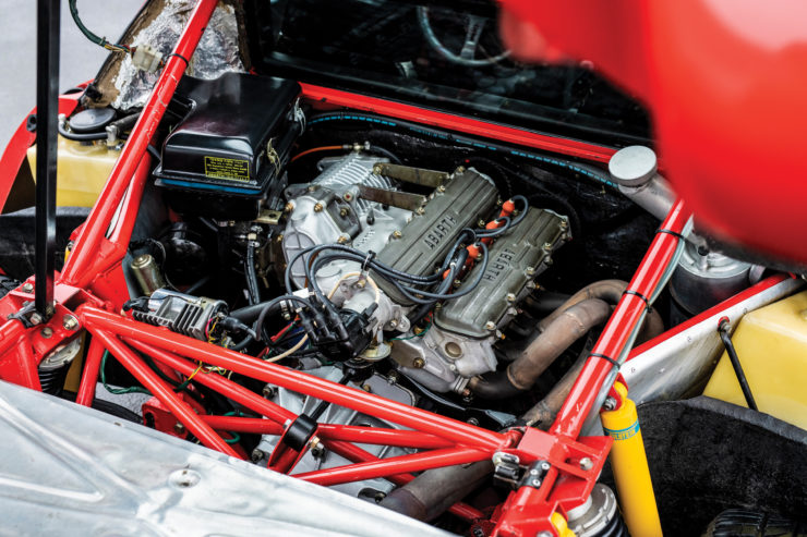 Lancia 037 Stradale Engine 2