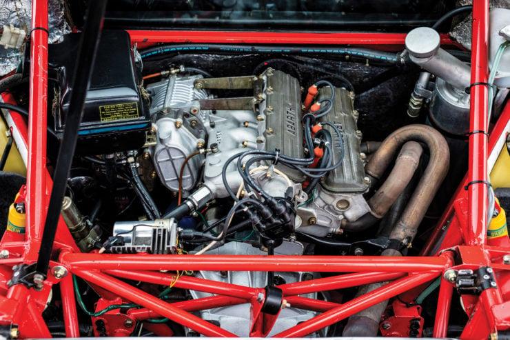 Lancia 037 Stradale Engine