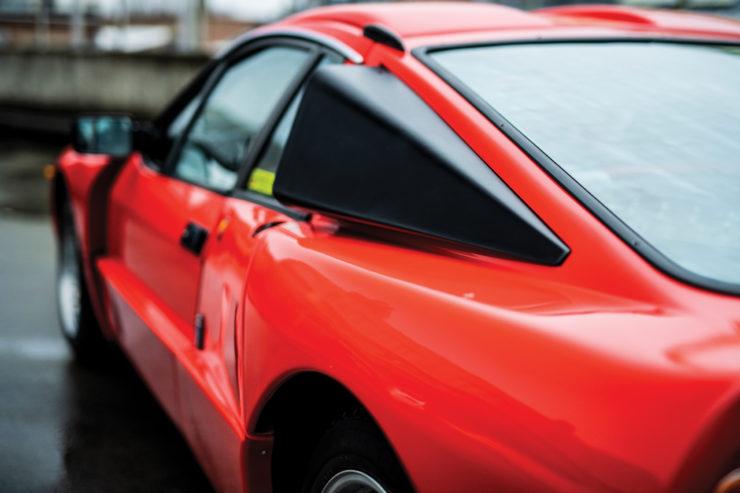 Lancia 037 Stradale Intake