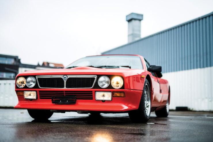 Lancia 037 Stradale Nose