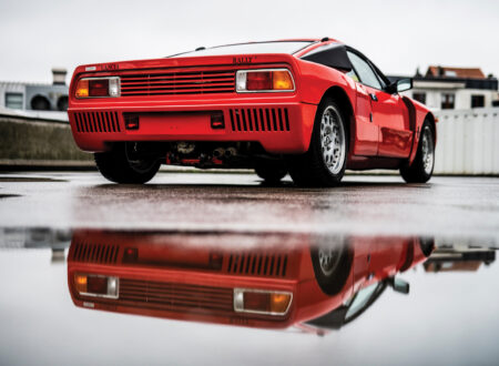 Lancia 037 Stradale Rear