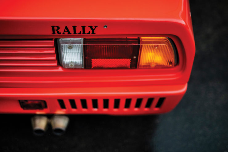 Lancia 037 Stradale Tail Lights