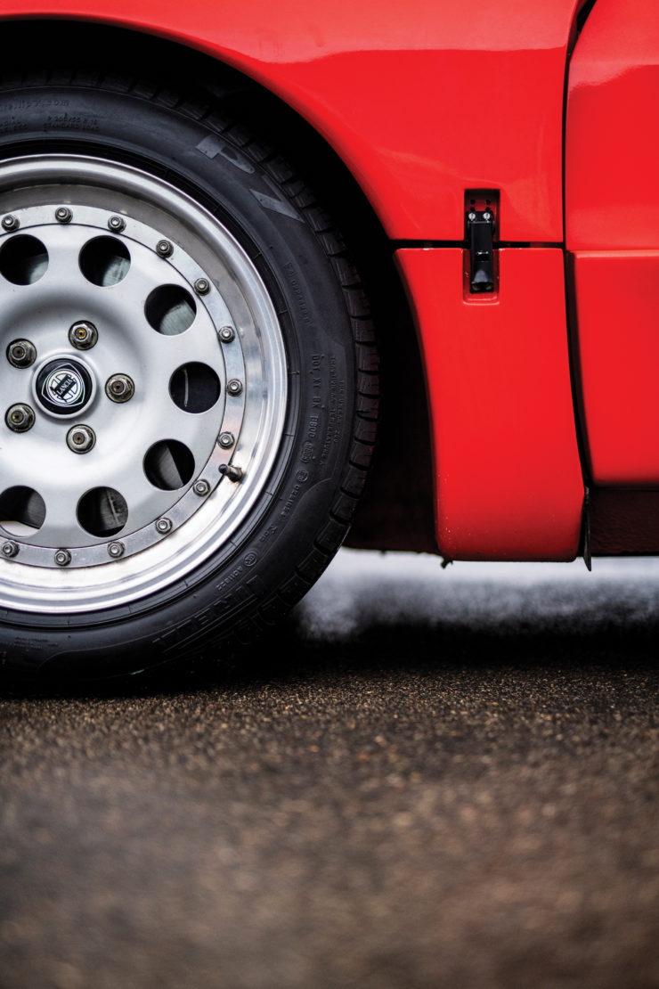 Lancia 037 Stradale Wheels