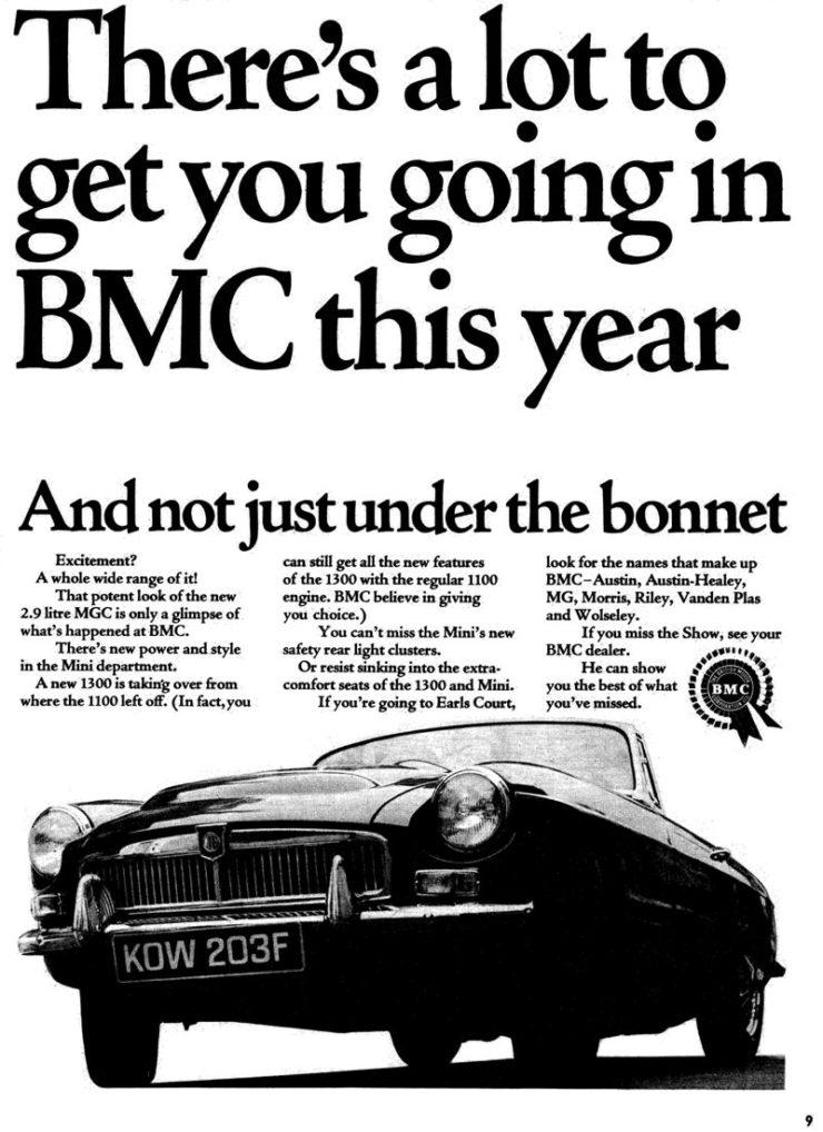 MGC Car 1