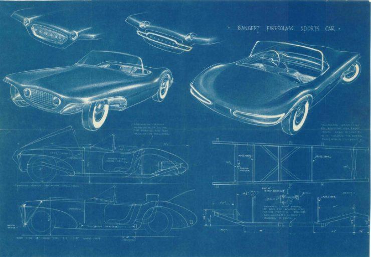 Manta Ray Car