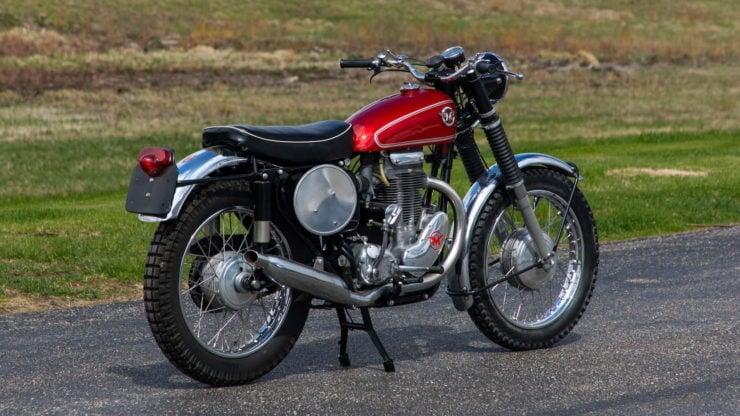 Matchless G80CS 11