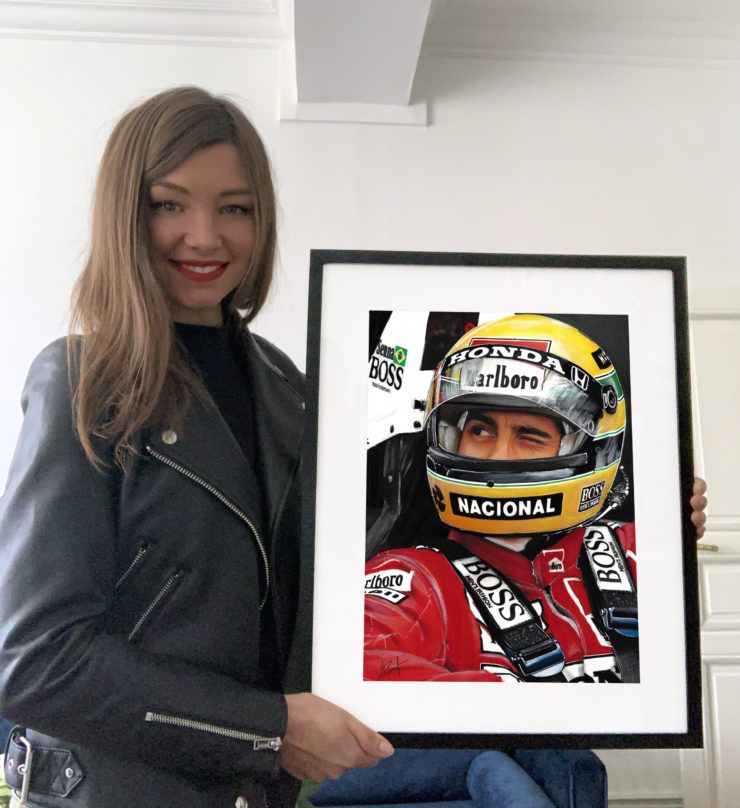 Noémie Marmorat Art Senna