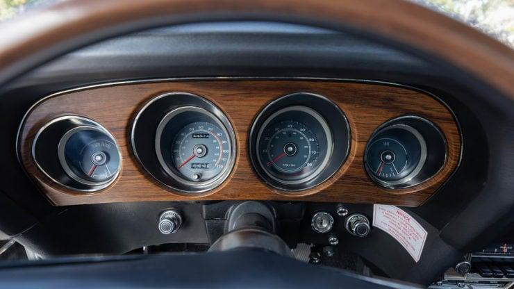 Paul Walker 1969 Ford Mustang Boss 429 Dials