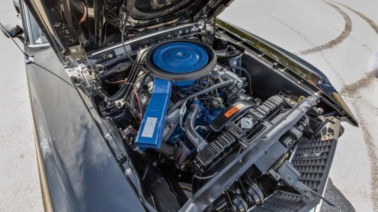 Paul Walker 1969 Ford Mustang Boss 429 Engine