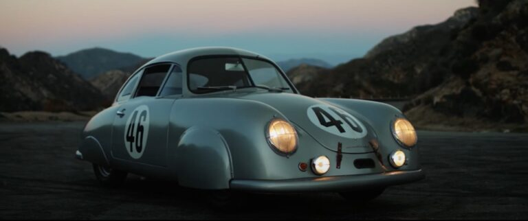 Documentary: The Incredible Rediscovery Of A Le Mans Porsche 356 SL