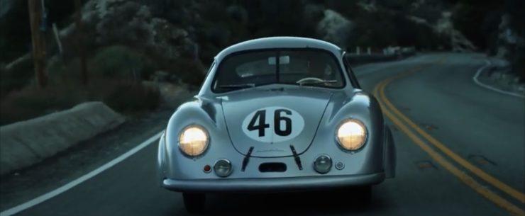 Porsche 356 SL Car