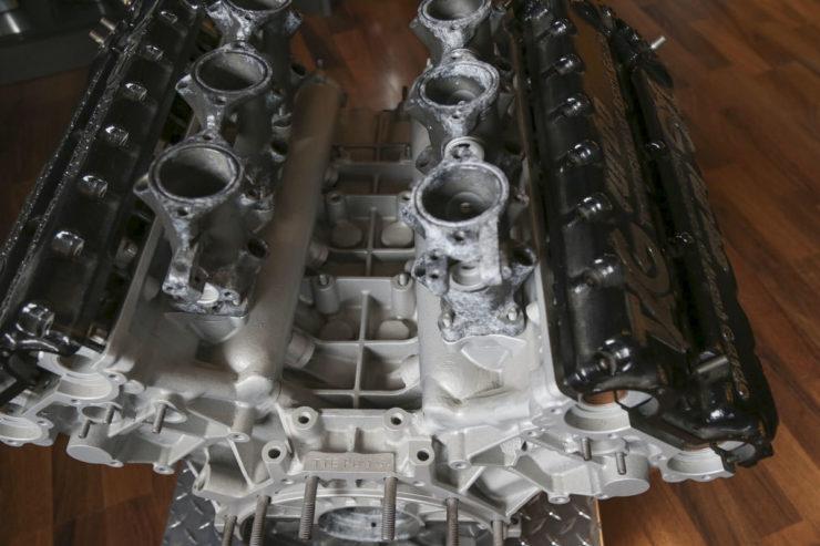 Porsche-TAG TTE P01 Formula 1 Engine 4