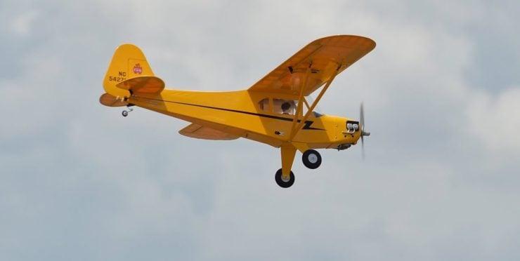 Remote Control 1-4 Scale Piper J-3 Cub 1