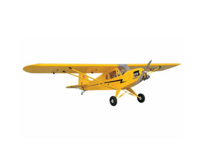 Remote Control 1-4 Scale Piper J-3 Cub