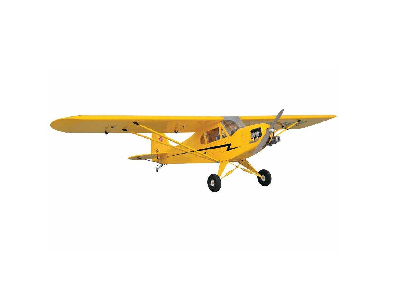 Remote Control 1-4 Scale Piper J-3 Cub