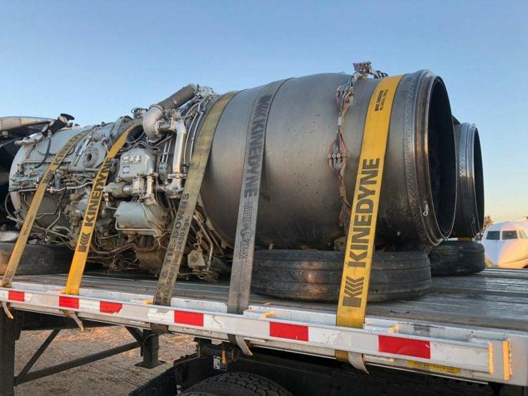 Rolls-Royce Spey 511 Jet Engine 2