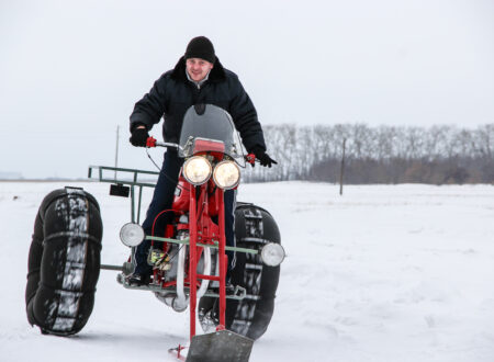 Roman's Russian Monster Trike 4