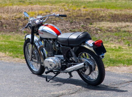 Royal Enfield Interceptor Back