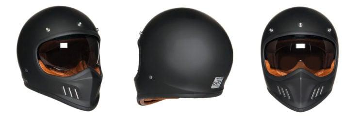 Street & Steel Raider Helmet