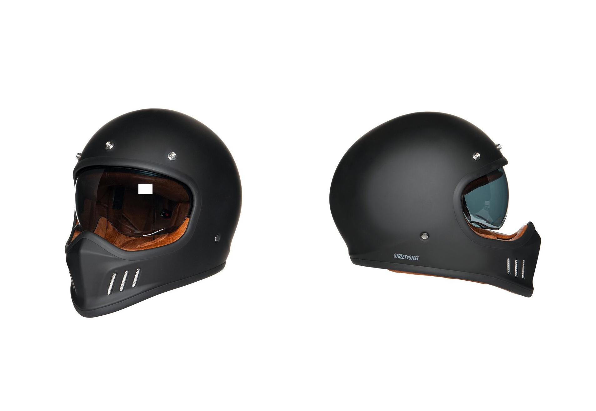 Street & Steel Raider Helmets